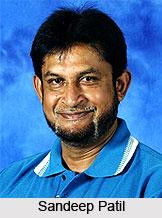 Sandeep Patil, Mumbai Cricket Player