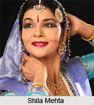 Shila Mehta, Indian Dancer