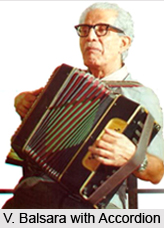 Accordion, Wind Instrument