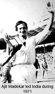 Ajit Wadekar, Indian Cricket Player