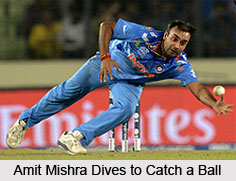 Amit Mishra, Indian Cricket Player