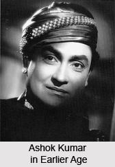Ashok Kumar, Bollywood Actor