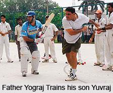 Yograj Singh, Indian Cricket Player