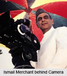 Ismail Merchant, Indian Film Producer