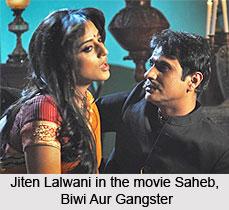 Jiten Lalwani  , Indian TV Actor