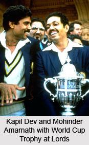 Mohinder Amarnath, Indian Cricket Player