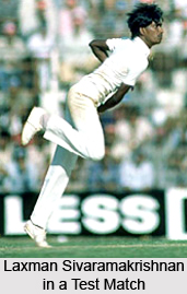 Laxman Sivaramakrishnan, Tamil Nadu Cricket Player