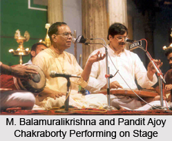 M Balamuralikrishna, Indian Classical Vocalist