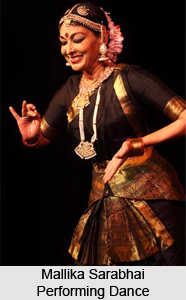 Mallika Sarabhai , Indian Classical Dancer