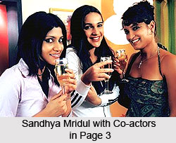 Sandhya Mridul, Indian Actress