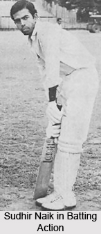 Sudhir Naik, Mumbai Cricket Player