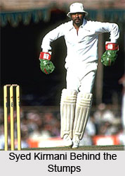 Syed Kirmani, Indian Cricket Player