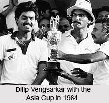 Dilip Vengsarkar, Indian Cricket Player