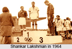 Shankar Lakshman , Indian Hockey Player