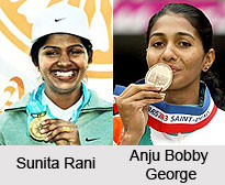 Arjuna Awardees in Athletics