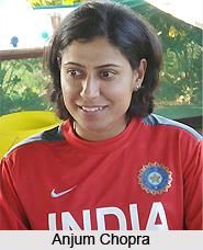 Anjum Chopra, Indian Woman Cricketer