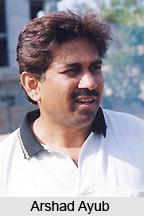 Arshad Ayub, Andhra Pradesh Cricket Player