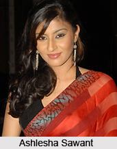 Ashlesha Sawant, Indian TV Actress