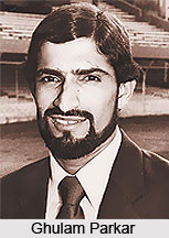 Ghulam Parkar, Indian Cricket Player