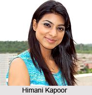 Himani Kapoor, singers