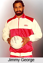 Jimmy George, Indian Volleyball Player