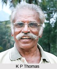 K P Thomas, Indian Athlete