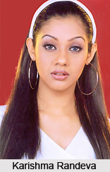 Karishma Randeva, Indian TV Actor