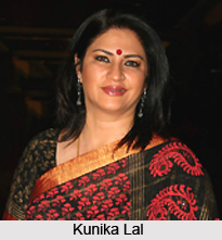 Kunika Lal, Indian Actress