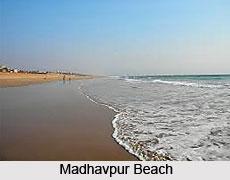 Madhavpur Beach