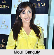 Mouli Ganguly, Indian Television Actress