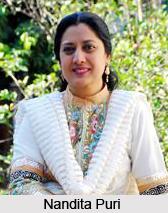 Nandita Puri, Indian TV Actress