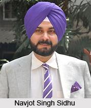 Navjot Singh Sidhu, Indian Cricket Player