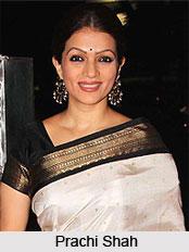 Prachi Shah, Indian Television Actress