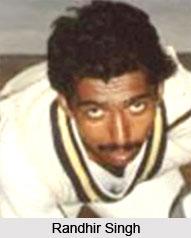 Randhir Singh, Orissa Cricket Player