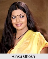 Rinku Ghosh, Indian TV Actress