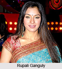 Rupali Ganguly, Indian Television Actress