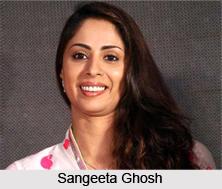 Sangeeta Ghosh aka Priyanka Kharbanda, Indian TV Actress