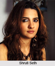 Shruti Seth, Indian TV Actress
