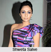 Shweta Salve, Indian Television Actress