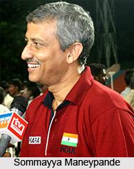 Sommayya Maneypande  , Indian Hockey Player