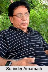 Surinder Amarnath, Indian Cricket Player
