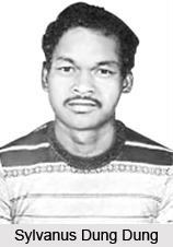 Sylvanus Dung Dung , Indian Hockey Player