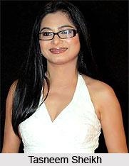 Tasneem Sheikh, Indian TV Actress - Tasneem_Sheikh_Indian_TV_Actress_1