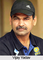 Vijay Yadav, Former Indian Cricket Player