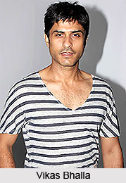 Vikas Bhalla, Indian Television Actor