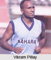 Vikram Pillay  , Indian Hockey Player
