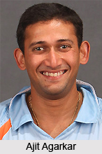 Ajit Agarkar, Former Indian Cricket Player