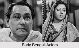 Bengali Actors, Indian Cinema