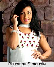 Rituparna Sengupta, Indian Actress