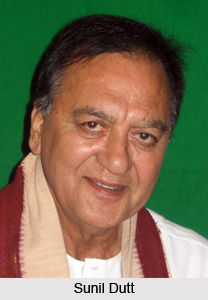 Sunil Dutt, Bollywood Actor